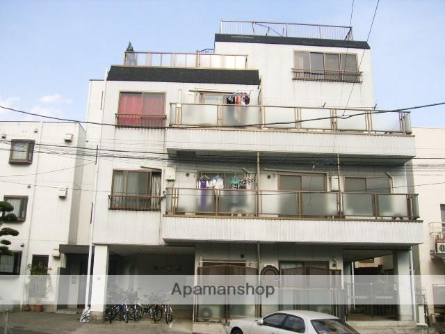 東京都豊島区、大塚駅徒歩5分の築25年 4階建の賃貸マンション