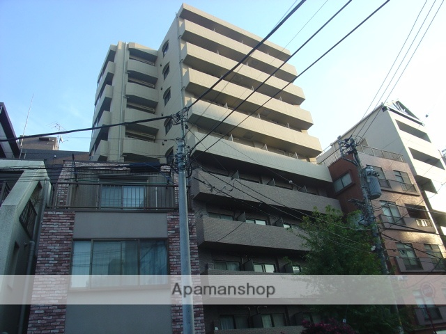 東京都豊島区、大塚駅徒歩3分の築11年 10階建の賃貸マンション