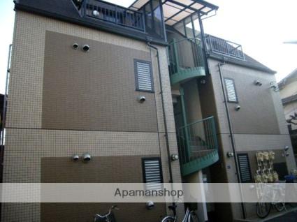 東京都板橋区、下板橋駅徒歩13分の築13年 3階建の賃貸マンション