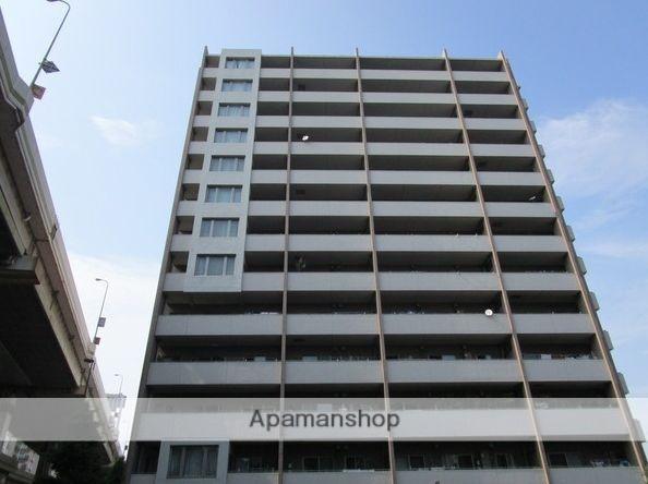 東京都板橋区、大山駅徒歩15分の築10年 13階建の賃貸マンション