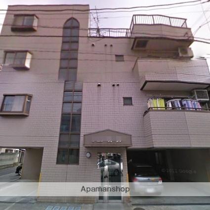 東京都板橋区、板橋駅徒歩9分の築23年 4階建の賃貸マンション