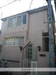 東京都北区、西ケ原駅徒歩9分の築25年 3階建の賃貸マンション