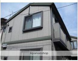 東京都北区、駒込駅徒歩10分の築13年 2階建の賃貸アパート
