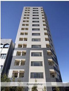 東京都文京区、千駄木駅徒歩16分の築9年 15階建の賃貸マンション
