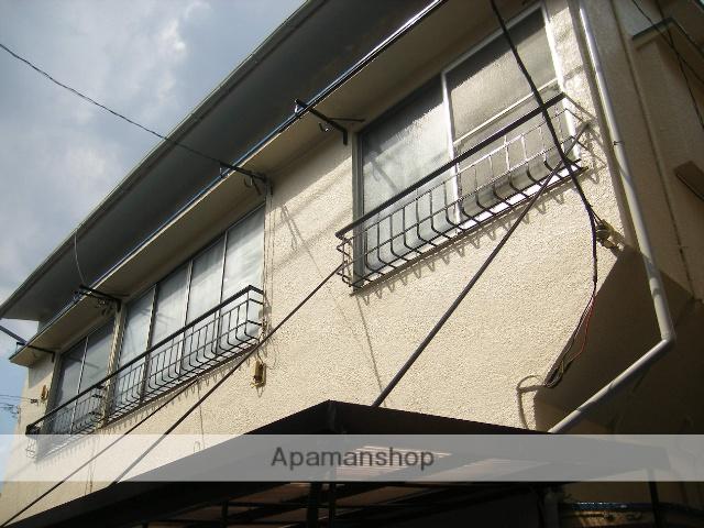 東京都北区、駒込駅徒歩8分の築35年 2階建の賃貸アパート