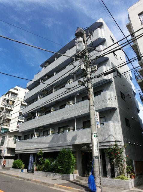 東京都文京区、大塚駅徒歩9分の築25年 6階建の賃貸マンション