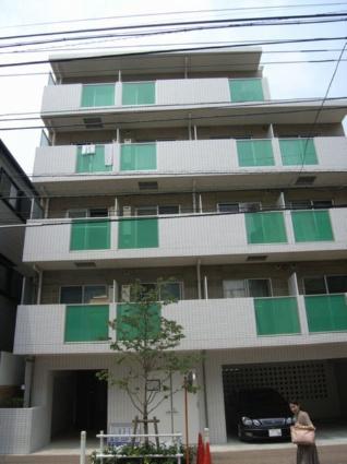 東京都板橋区、池袋駅徒歩13分の築9年 5階建の賃貸マンション