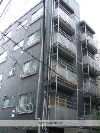 東京都北区、西ケ原駅徒歩4分の築42年 5階建の賃貸マンション