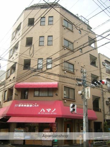東京都北区、駒込駅徒歩6分の築20年 6階建の賃貸マンション