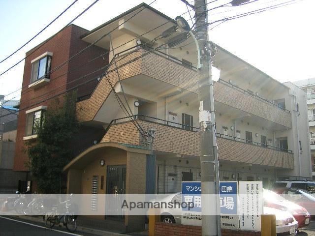 東京都北区、尾久駅徒歩15分の築13年 3階建の賃貸マンション