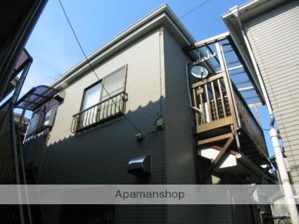 東京都北区、赤羽駅徒歩15分の築18年 2階建の賃貸アパート