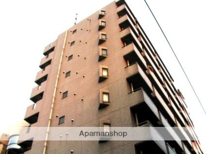 東京都板橋区、十条駅徒歩15分の築28年 10階建の賃貸マンション