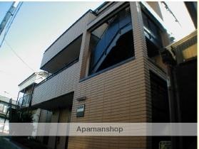 東京都北区、十条駅徒歩12分の築14年 3階建の賃貸アパート