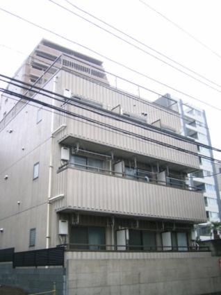 東京都文京区、巣鴨駅徒歩7分の築25年 3階建の賃貸マンション