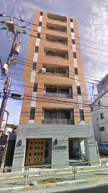 東京都文京区、根津駅徒歩15分の築9年 8階建の賃貸マンション