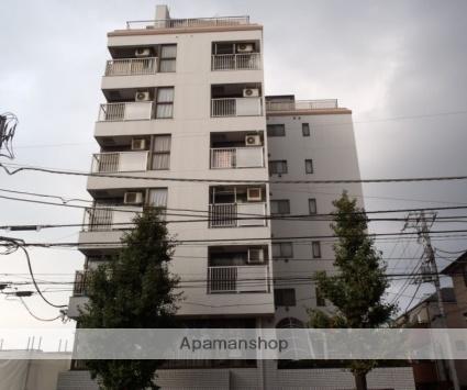 東京都北区、駒込駅徒歩7分の築27年 7階建の賃貸マンション