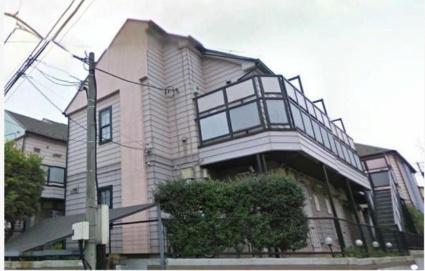 東京都北区、王子駅徒歩10分の築22年 2階建の賃貸アパート