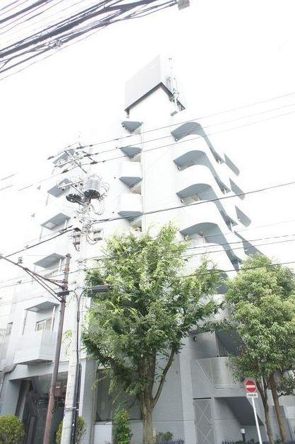 東京都世田谷区、桜新町駅徒歩12分の築28年 7階建の賃貸マンション