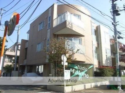 神奈川県川崎市高津区、二子新地駅徒歩9分の築20年 3階建の賃貸マンション