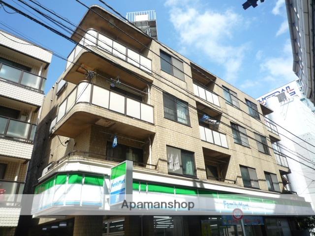 東京都世田谷区、桜新町駅徒歩17分の築28年 4階建の賃貸マンション