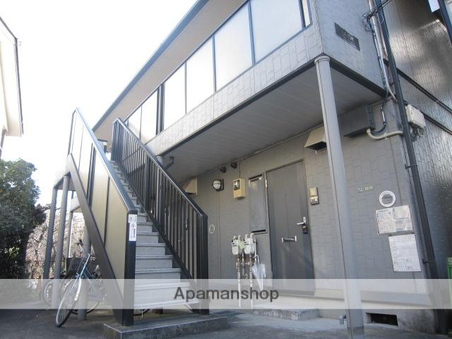 東京都世田谷区、用賀駅徒歩15分の築23年 2階建の賃貸アパート