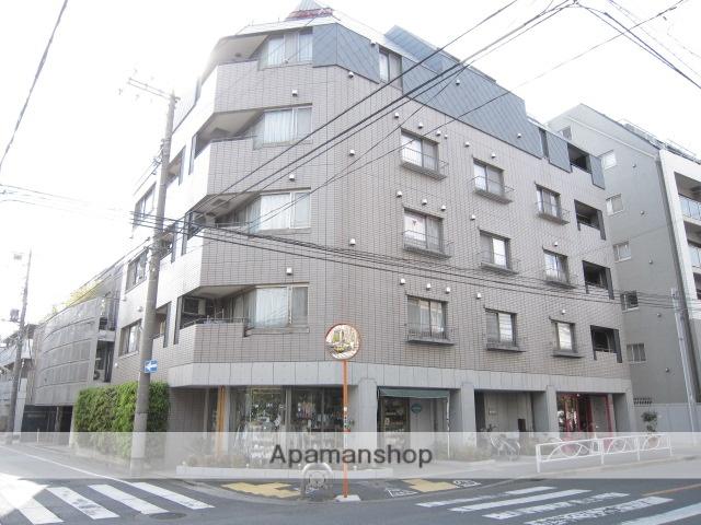 東京都世田谷区、桜新町駅徒歩16分の築21年 6階建の賃貸マンション