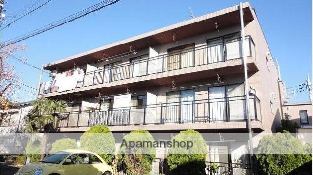 東京都世田谷区、千歳船橋駅徒歩26分の築24年 3階建の賃貸マンション