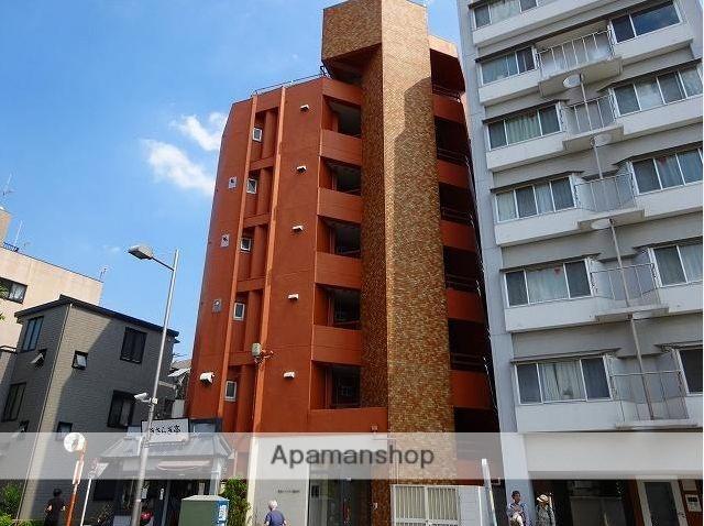 東京都世田谷区、桜新町駅徒歩4分の築41年 6階建の賃貸マンション