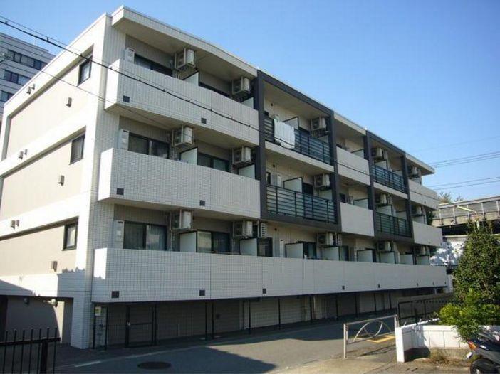 東京都世田谷区、用賀駅徒歩14分の築12年 3階建の賃貸マンション