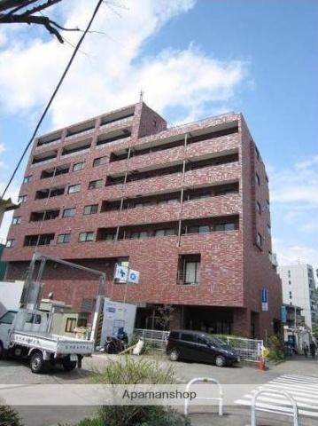 東京都世田谷区、用賀駅徒歩11分の築22年 8階建の賃貸マンション