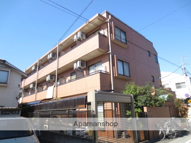 東京都世田谷区、用賀駅徒歩12分の築14年 3階建の賃貸マンション
