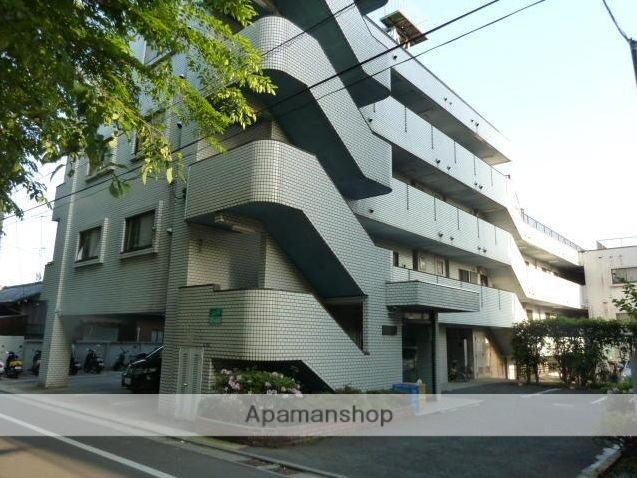 東京都世田谷区、用賀駅徒歩16分の築33年 4階建の賃貸マンション