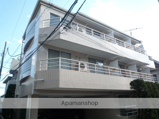 東京都世田谷区、桜新町駅徒歩8分の築24年 3階建の賃貸マンション