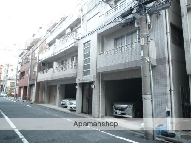 東京都文京区、御茶ノ水駅徒歩8分の築27年 5階建の賃貸マンション