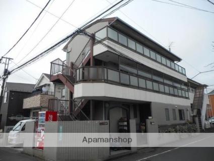 東京都世田谷区、用賀駅徒歩13分の築25年 3階建の賃貸マンション