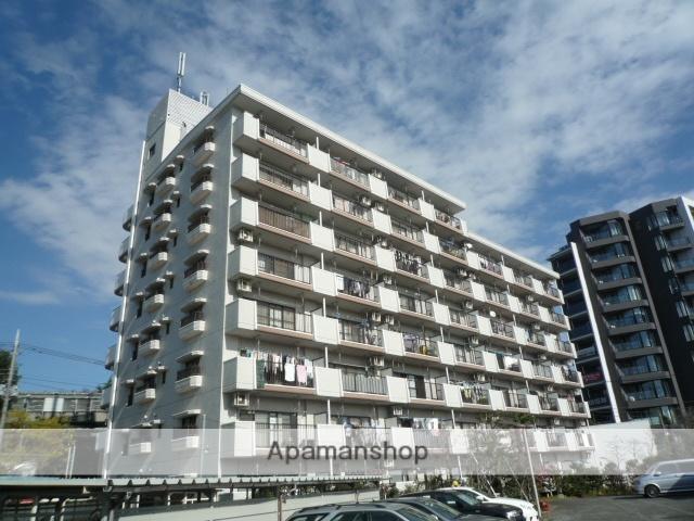 東京都世田谷区、用賀駅徒歩12分の築30年 8階建の賃貸マンション