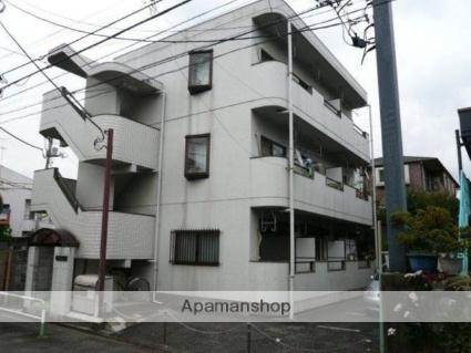 東京都世田谷区、桜新町駅徒歩21分の築29年 3階建の賃貸マンション