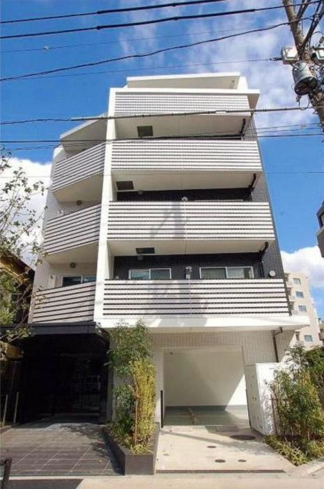 東京都世田谷区、用賀駅徒歩19分の築4年 5階建の賃貸マンション
