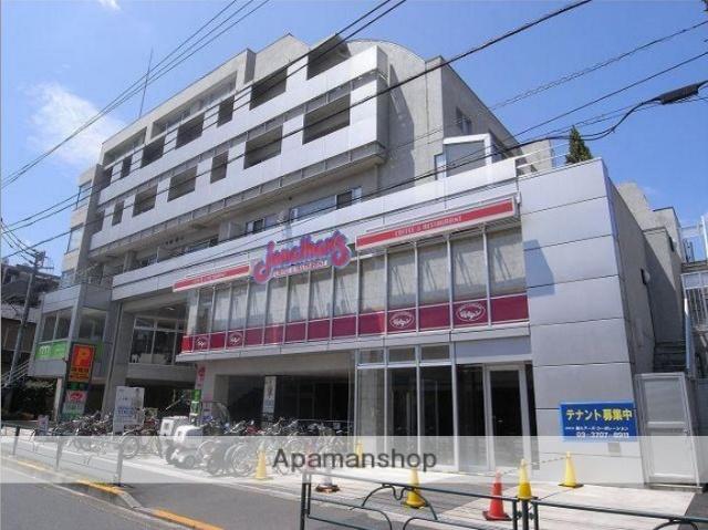 東京都世田谷区、桜新町駅徒歩17分の築11年 6階建の賃貸マンション
