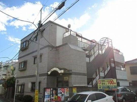 東京都世田谷区、桜新町駅徒歩16分の築27年 3階建の賃貸マンション