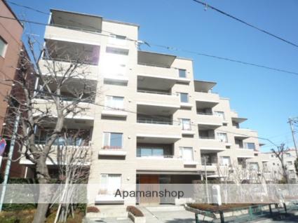 東京都世田谷区、桜新町駅徒歩9分の築18年 5階建の賃貸マンション