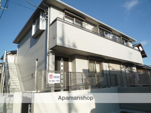東京都狛江市、喜多見駅徒歩10分の築1年 2階建の賃貸アパート