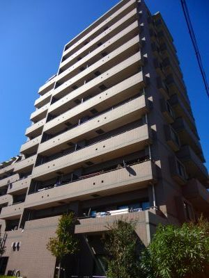 東京都世田谷区、桜新町駅徒歩17分の築15年 11階建の賃貸マンション