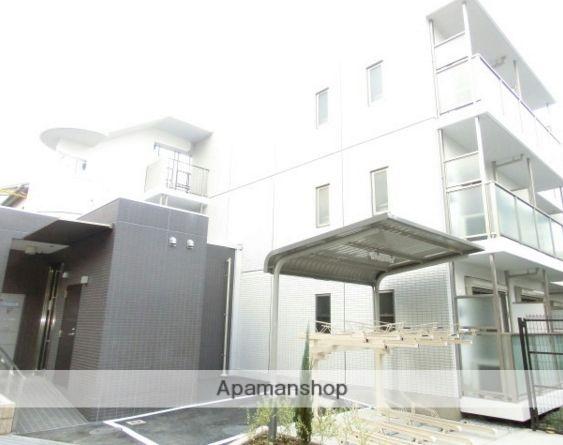 東京都世田谷区、経堂駅徒歩14分の築4年 3階建の賃貸マンション