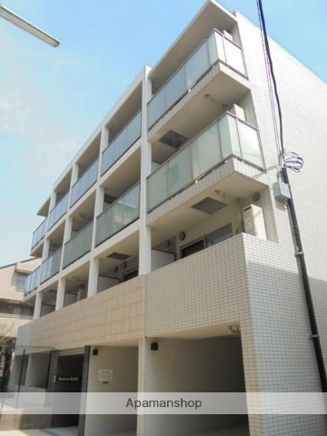 東京都世田谷区、桜新町駅徒歩10分の新築 4階建の賃貸マンション