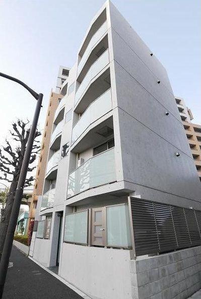 東京都世田谷区、用賀駅徒歩8分の新築 5階建の賃貸マンション