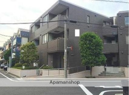 東京都世田谷区、経堂駅徒歩14分の築21年 3階建の賃貸マンション