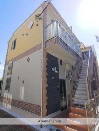 神奈川県川崎市高津区、二子新地駅徒歩12分の新築 2階建の賃貸アパート