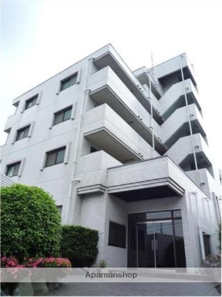 東京都世田谷区、桜新町駅徒歩20分の築31年 5階建の賃貸マンション