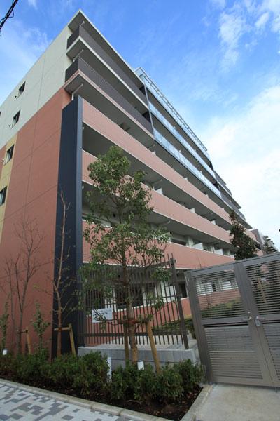 東京都世田谷区、桜新町駅徒歩14分の築6年 7階建の賃貸マンション